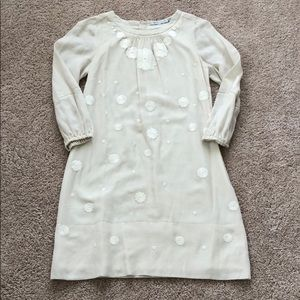See by Chloe embroidered dress sz 4